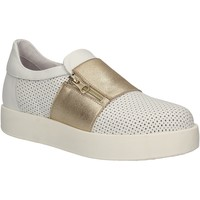 Sapatos Mulher Slip on Exton 1904 Branco