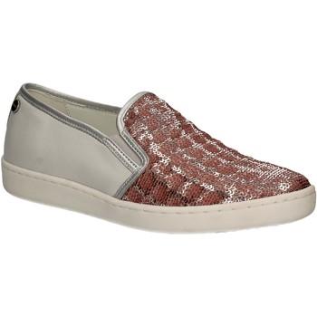 Sapatos Mulher Slip on Keys 5051 Rosa