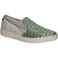 Sapatos Mulher Slip on Keys 5051 Verde
