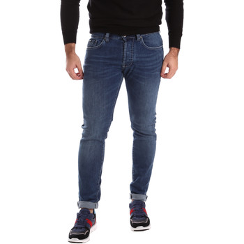 Textil Homem Gangas Skinny Gas 351276 Azul