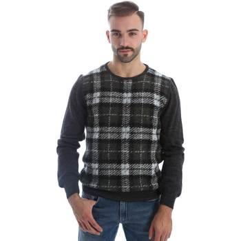 Textil Homem camisolas Gaudi 62FU50157 Cinzento