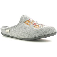 Sapatos Homem Chinelos Grunland CI1073 Cinzento