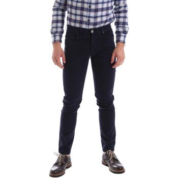 Textil Homem Calças Sei3sei 02396 Azul