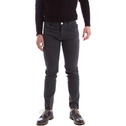 Textil Homem Calças Sei3sei 02396 Cinzento