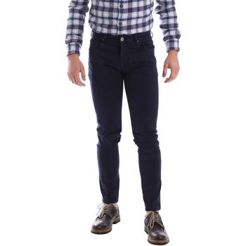 Textil Homem Calças Sei3sei 02696 Azul