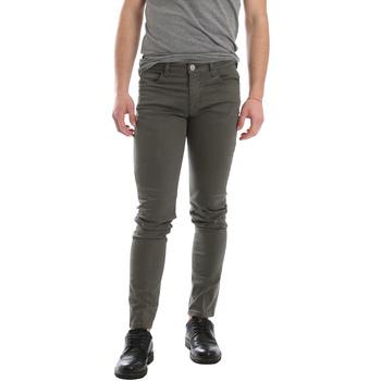 Textil Homem Calças Sei3sei 02696 Verde