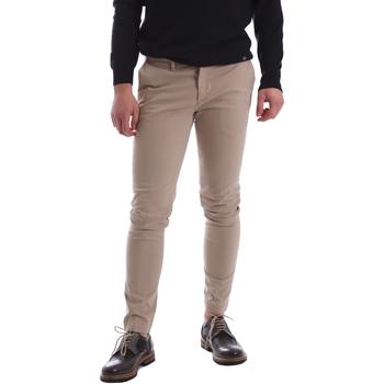 Textil Homem Chinos Sei3sei 02396 Bege