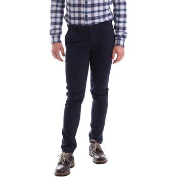 Textil Homem Chinos Sei3sei 02396 Azul