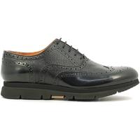 Sapatos Homem Sapatos Rogers 3863-6 Preto
