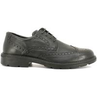 Sapatos Homem Sapatos Enval 6872 Preto