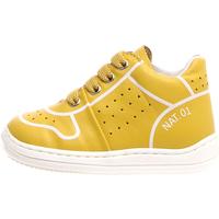 Sapatos Criança Sapatilhas de cano-alto Naturino 2013460-01-0G04 Amarelo