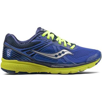 Sapatos Mulher Sapatilhas de corrida Saucony S10329 Azul