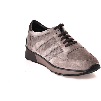 Sapatos Homem Sapatilhas Soldini 20630 3 Cinzento