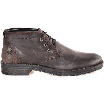 Sapatos Homem Botas baixas Wrangler WM182044 Castanho