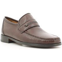 Sapatos Homem Mocassins Fontana 1934 CE Castanho