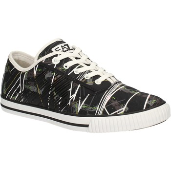 Sapatos Homem Sapatilhas Ea7 Emporio Armani 278087 7P299 Preto