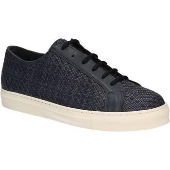 Sapatos Homem Sapatilhas Soldini 20124 2 V06 Azul