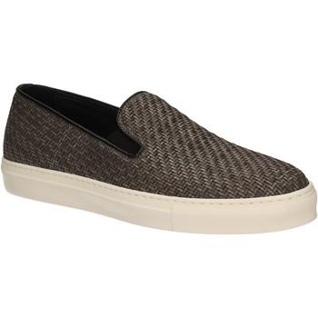 Sapatos Homem Slip on Soldini 20123 I V06 Cinzento