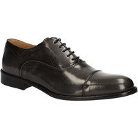 Sapatos Homem Richelieu Exton 1371 Cinzento