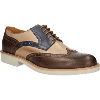 Sapatos Homem Sapatos Rogers 1666B Castanho