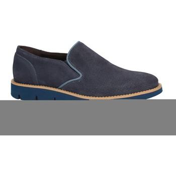 Sapatos Homem Mocassins Rogers 1702B Azul