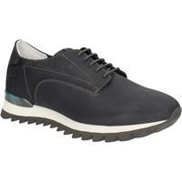 Sapatos Homem Sapatilhas Alberto Guardiani SU744559A Azul