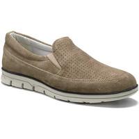 Sapatos Homem Mocassins Keys 3073 Bege