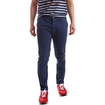 Textil Homem Chinos Sei3sei PZV20 71341 Azul