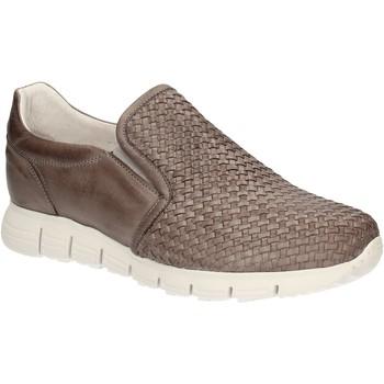 Sapatos Homem Mocassins Rogers 339 Cinzento
