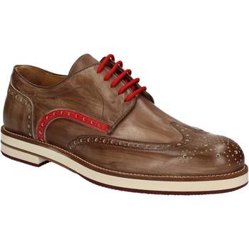 Sapatos Homem Sapatos Exton 609 Castanho