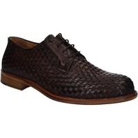 Sapatos Homem Sapatos Exton 9910 Castanho