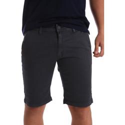 Textil Homem Shorts / Bermudas Navigare NV56001 Cinzento