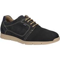 Sapatos Homem Sapatilhas Baerchi 5080 Azul