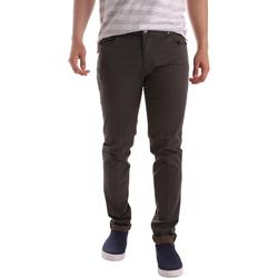 Textil Homem Calças Sei3sei PZV17 71339 Castanho
