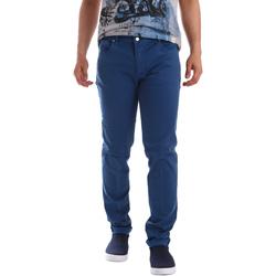 Textil Homem Calças Sei3sei PZV17 71339 Azul