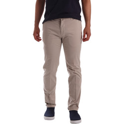 Textil Homem Chinos Sei3sei PZV20 7148 Bege