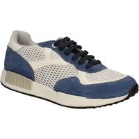 Sapatos Homem Sapatilhas Keys 3065 Azul