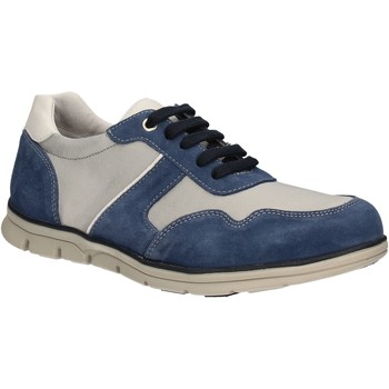 Sapatos Homem Sapatilhas Keys 3071 Azul