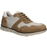 Sapatos Homem Sapatilhas Keys 3071 Castanho