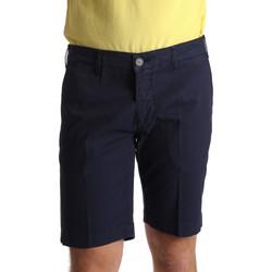 Textil Homem Shorts / Bermudas Sei3sei PZV132 7182 Azul