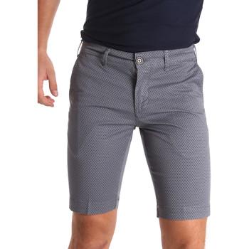 Textil Homem Shorts / Bermudas Sei3sei PZV132 71336 Cinzento