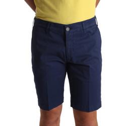 Textil Homem Shorts / Bermudas Sei3sei PZV132 71336 Azul