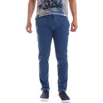Textil Homem Chinos Sei3sei PZV156 71341 Azul