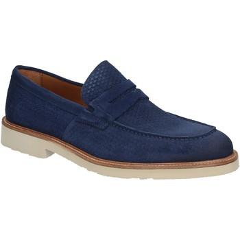 Sapatos Homem Mocassins Maritan G 160771 Azul