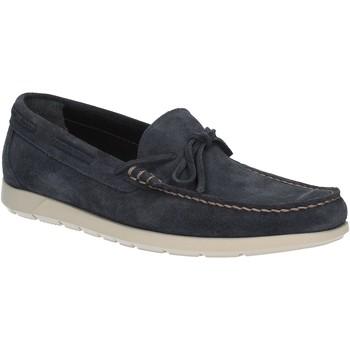 Sapatos Homem Mocassins Maritan G 460363 Azul