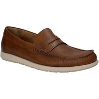 Sapatos Homem Mocassins Maritan G 460364 Castanho