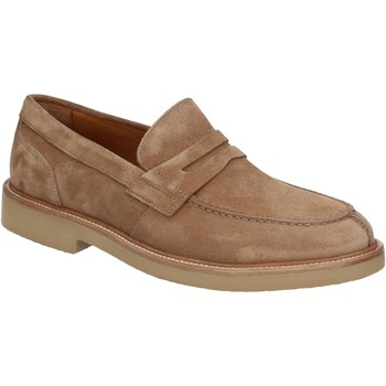 Sapatos Homem Mocassins Maritan G 160772 Castanho