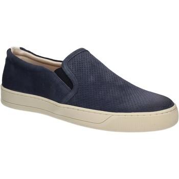 Sapatos Homem Slip on Marco Ferretti 260033 Azul