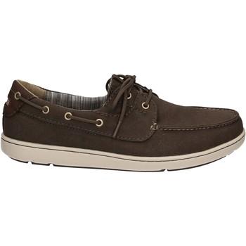 Sapatos Homem Sapato de vela Rockport BX2041 Verde