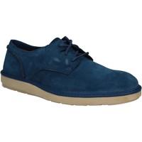 Sapatos Homem Sapatos Clarks 124478 Azul